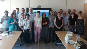 3rd meeting of VIPRISCAR project