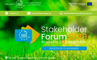 BBI stakeholder forum 2019
