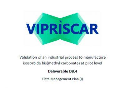 D8.4 Data Management Plan (I)