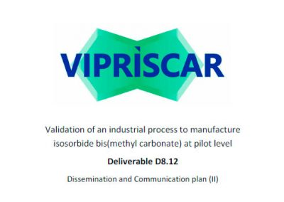 D8.12 Dissemination and Communication Plan(II)