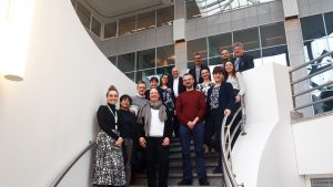 A good experience for the VIPRISCAR review meeting in Brussels